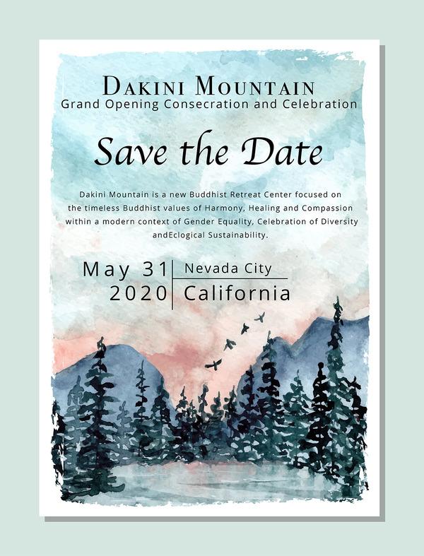 Dakini Mountain Grand Opening_May 31 2020