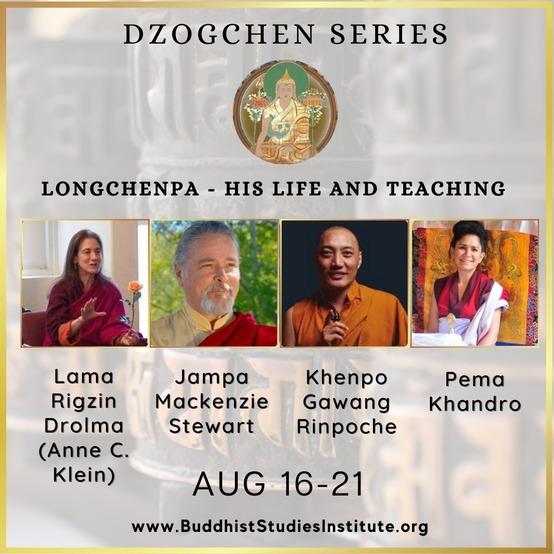 Dzogchen series Final Banner