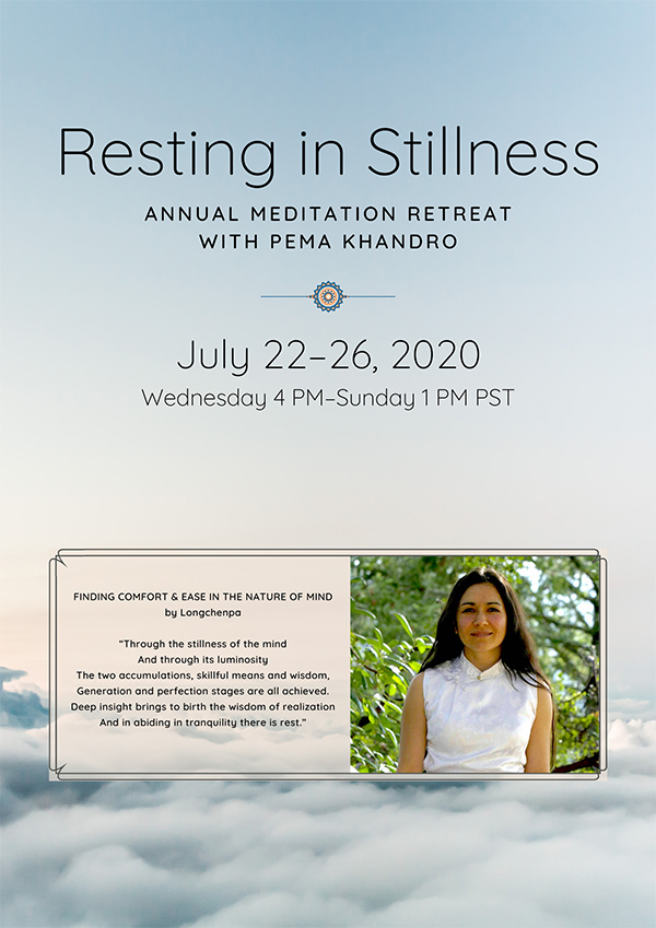 2020f_Annual Meditation Retreat_Pema Khandro