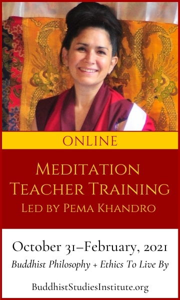 360x600_Meditation Teacher Training Led by Pema Khandro