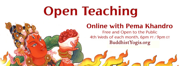 Buddhist Philosophy Online: Open Teaching with Pema Khandro