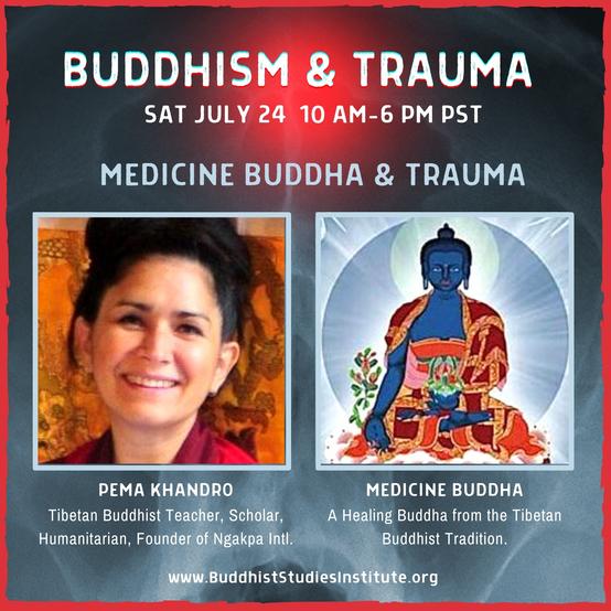 Medicine Buddha & Trauma