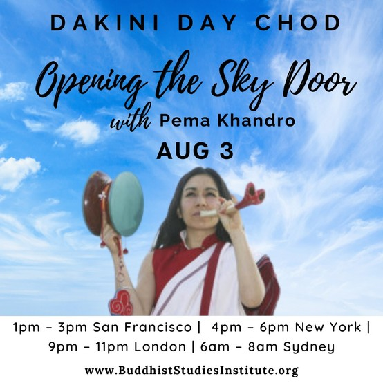 Chod - Opening the Sky Door