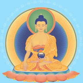 Buddhist_Yogis_Buddha