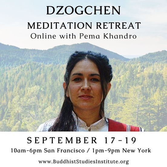 Dzogchen retreat (3)