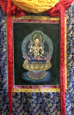 Dakini Mountain Fundraiser_Thangka2
