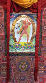 Dakini Mountain Fundraiser_Thangka5