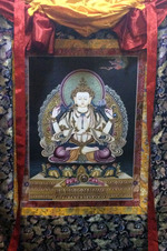 Dakini Mountain Fundraiser_thangka 1